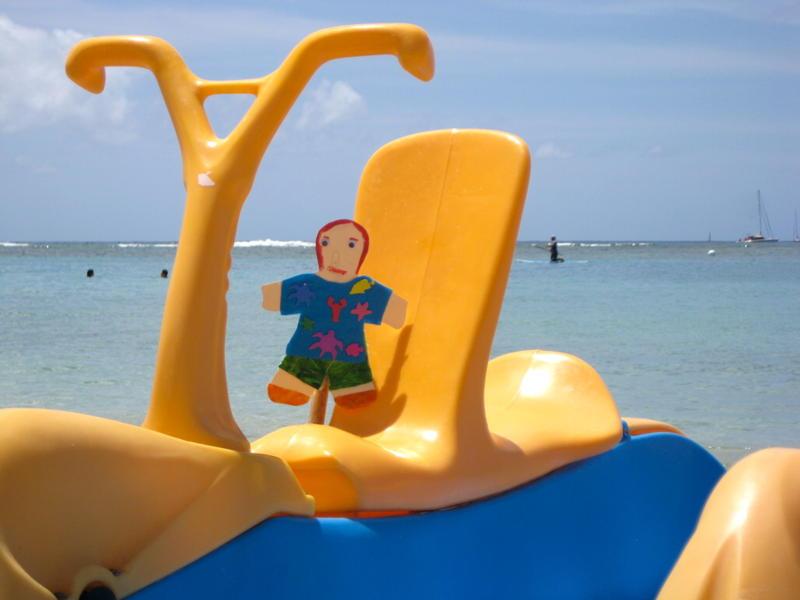 Motorized Water Fun